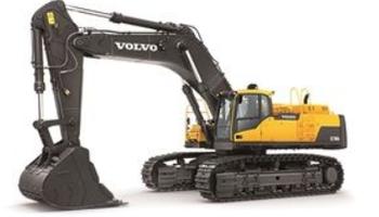 Volvo - EC750DL