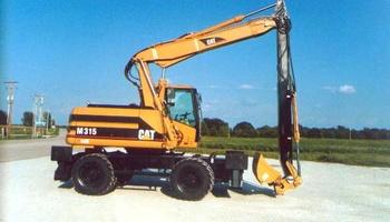 CAT - M315