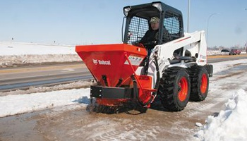 Bobcat - Sand Spreader