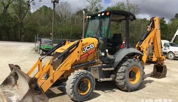 JCB - 4CX 17FT (217S)