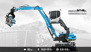 Fuchs-Terex - MHL250E