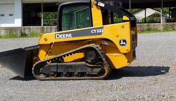 John Deere - CT332
