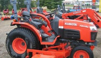 Kubota - B3030HSD