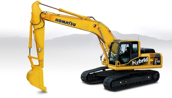 Komatsu - HB215LC-1