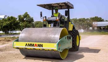 Ammann - ARS 121 BS III