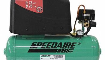 Speedaire - 45PL19 Portable Electric Air Compressor