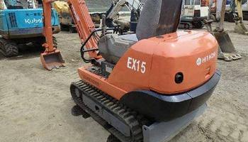 Hitachi - EX15-2