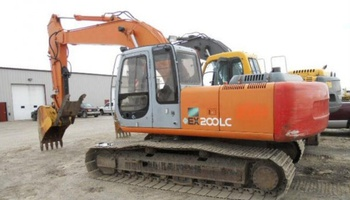 Hitachi - EX210LCH-5