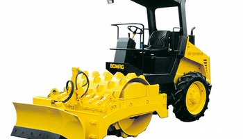 BOMAG - BW124 PDH