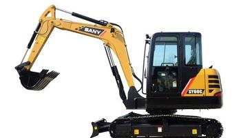 Sany - SY60C-Tier 4F