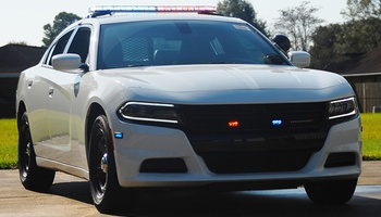 Dodge - Charger Police Interceptor