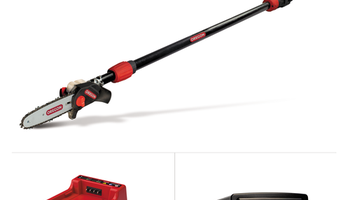 Oregon - PS250-A6 Cordless Telescoping Pole Saw with 4.0Ah Battery