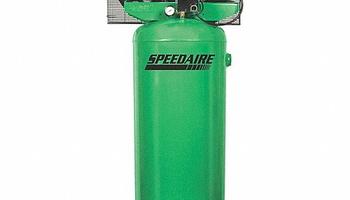 Speedaire - 4ME98 Stationary Air Compressor, 60 gal, 3-Phase