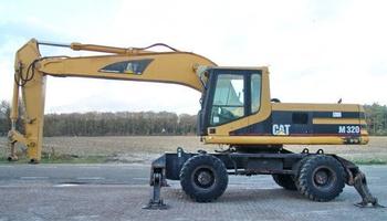 CAT - M320