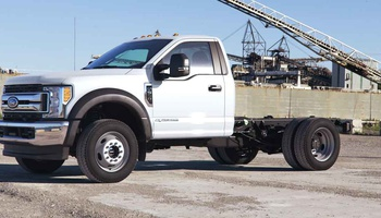 Ford - F-550 4x4